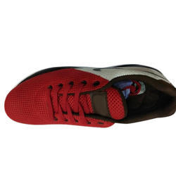Red Mens Sport Shoes