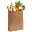 Grocery Paper Pouch