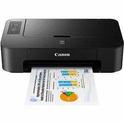 Inkjet Black Canon Pixma Color Printer, For Print, Paper Size: A4