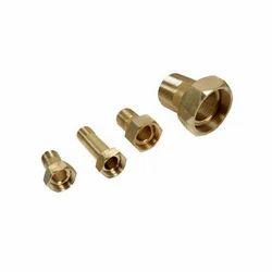 Brass Water Meter Connector