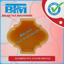Scorpio PVC Paver Mould