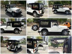 Thar Modification 4x4 Off Road