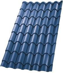 Geo Blue Matte Finish Ultima Eurotile Roofing Sheet