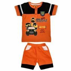 Kids T-Shirt Shorts Set