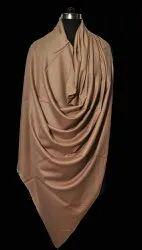 Cashmere Tafta plain diamond weave shawl
