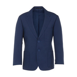 Polyester Viscose Full Sleeves School Blazer