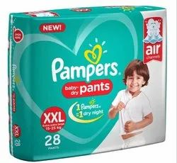 Pampers Baby Pant Diapers Xxl-28