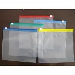 Plastic Zip Bag