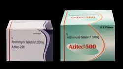 Azitec- 250/500 Tab