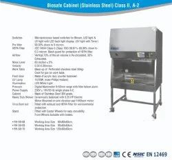 Biosfety cabinets