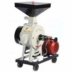 Motor Power: 2 HP Krishna 12 Inch Regular Atta Chakki Machine