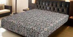 Multi Ikat Homemade Bohemian Kantha Quilts Bedspreads