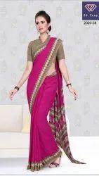 Exclusive Uniform Saree