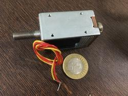 Magnetic Latch Solenoid