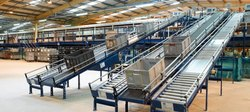 Factory Automation Material Handling Conveyor