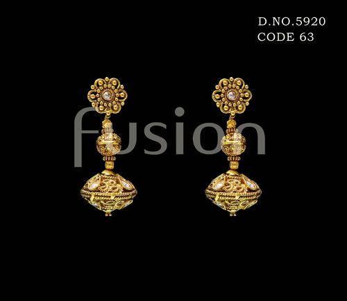 Traditional Designer Chandelier Earrings