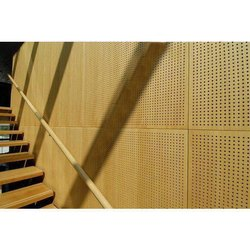 Perforated Acoustic Panel