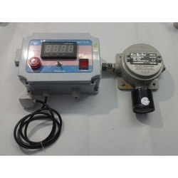LPG Gas Alarm Unit with Detector