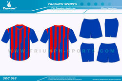 Customized Soccer Uniform