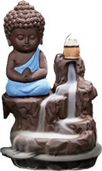Back Flow Cone Fountains-Buddha-10B