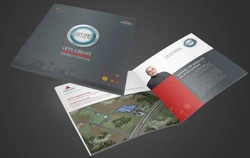 creative brochure designing