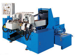 Double Tube End Chamfering Machine