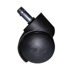 Royal Black Chair Caster Wheel