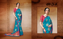 Silk Printed Indian Banarasi Sarees