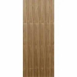 Rectangular Brown Wooden Hinged Door, Height: 6 To 8 Feet