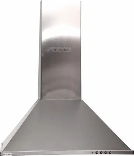 Faber 60 cm 800 CMH Wall Mounted Kitchen Chimney, (ECO 800 SS LTW 60)