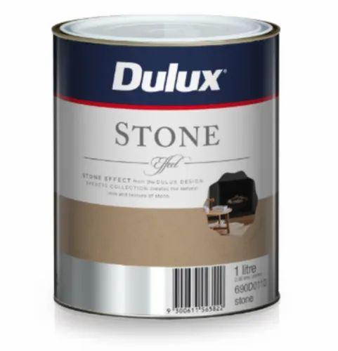 Dulux Design Stone Effect Decorative Paint, Packaging Type