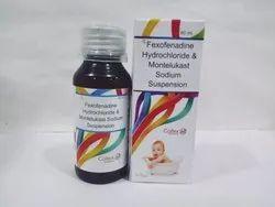 Fexofenadine Montelukast Syrup