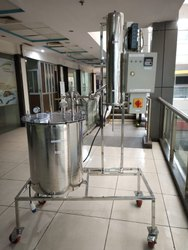 Equipline Herbal Distillation System, Capacity: 1 To 1000 Lph