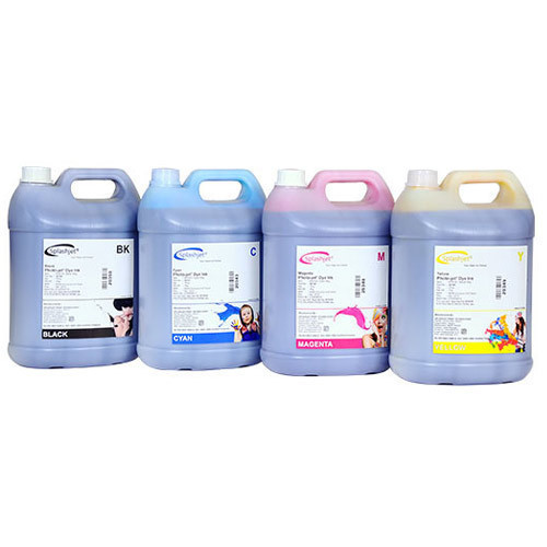 0a13f791 Splashjet Water Based Disperse Inks For Textile Printing, Rs 2400 ...