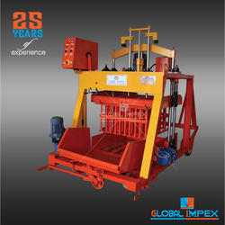Jumbo 860G Hydraulic Concrete Brick Making Machine