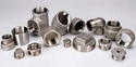 Nickel Forged Pipe Fittings