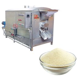 Rava Batch Roasting Machine