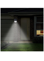 8 LED Solar Sensor Outdoor Wall Light