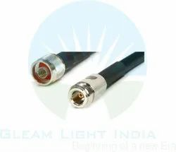RF Cable Assemblies N Male To N Female In LMR 600