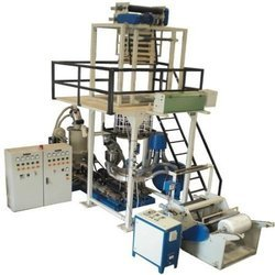 HM Cum LLDPE Universal Type Extrusion Plant