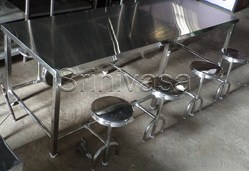 Stainless Steel Canteen Equipments