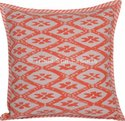 100% Cotton Hand Block Printed Pillow Cover Reversible Sanganeri Printed Cushion Cover