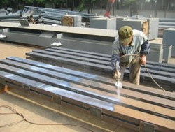 Inorganic Zinc Silicate Coating Services