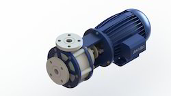 HDPE Monoblock Pump