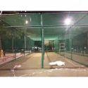 Green HDPE Cricket Net