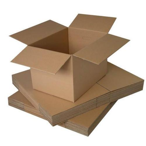 Corrugated Plain Packaging Box