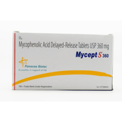 Mycept S-360Mg Tablets