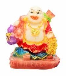 Fengsui Multicolor Laughing Buddha