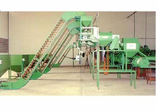 Cashew Production Plant