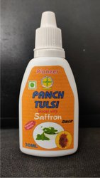 Tulsi Drop With Saffron